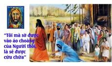 HỌC HỎI PHÚC ÂM CHÚA NHẬT XIII THƯỜNG NIÊN - NĂM B