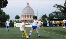Chuyện bóng đá ở Vatican