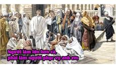 GÓC SUY GẪM – MÙA DỊCH COVID 19 (Mt 23,1-12; thứ Bảy, tuần XX Thường niên)