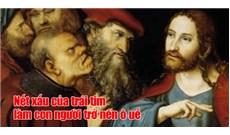 HỌC HỎI PHÚC ÂM CHÚA NHẬT XXII THƯỜNG NIÊN - NĂM B