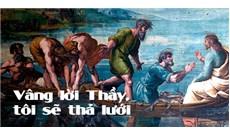 GÓC SUY GẪM – MÙA DỊCH COVID-19 (Lc 5,1-11; thứ Năm, tuần XXII Thường niên)