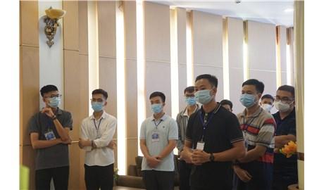 Thư Đức Tổng Giám mục gởi các tu sĩ phục vụ bệnh nhân Covid-19