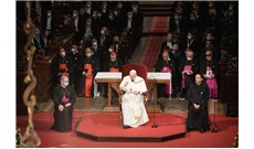 Đức Thánh Cha gặp gỡ các giám mục, linh mục, tu sĩ tại Slovakia