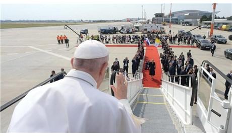 Đức Giáo Hoàng kết thúc chuyến tông du thứ 34