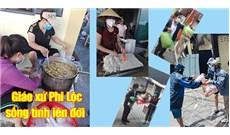 Sáng kiến trong thời dịch ở giáo xứ Phi Lộc