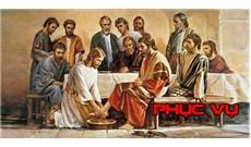 HỌC HỎI PHÚC ÂM CHÚA NHẬT XXV THƯỜNG NIÊN - NĂM B