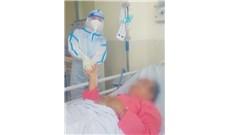 """Nhật ký tu sĩ từ bệnh viện Covid-19: """"Tôi biết ơn các bệnh nhân"""""""