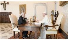 Đức Thánh Cha tiếp kiến Tổng thống Chile