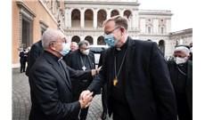 ĐHY Giám quản Rome gặp gỡ Liên Hội đồng Giám mục châu Âu