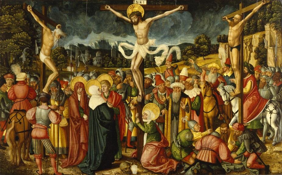 Kết quả hình ảnh cho chúa bị đóng đinh trên cây thánh giá