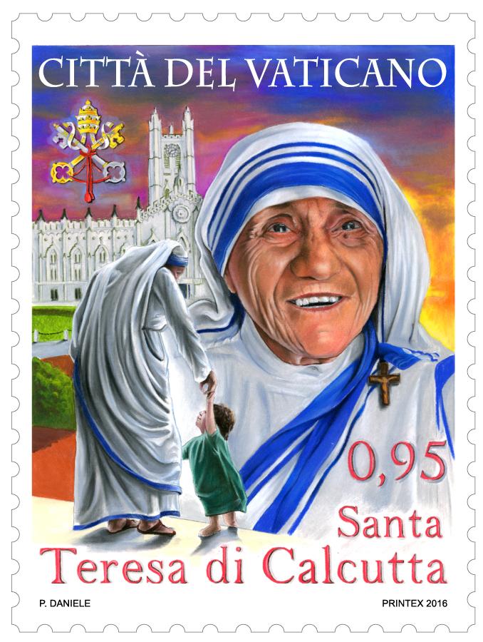 Tem Mẹ Teresa thành calcutta