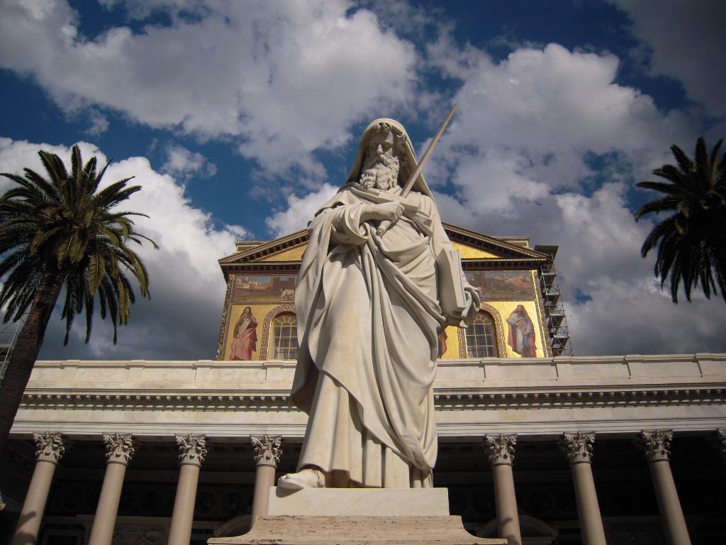 Hành trình đi tìm  phần mộ của thánh tông đồ Phaolô - Ảnh minh hoạ 2