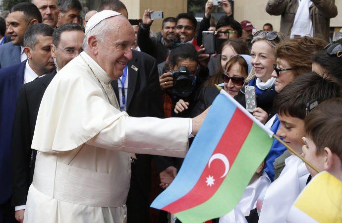 Thông điệp hòa bình thế giới từ Azerbaijan - Ảnh minh hoạ 3
