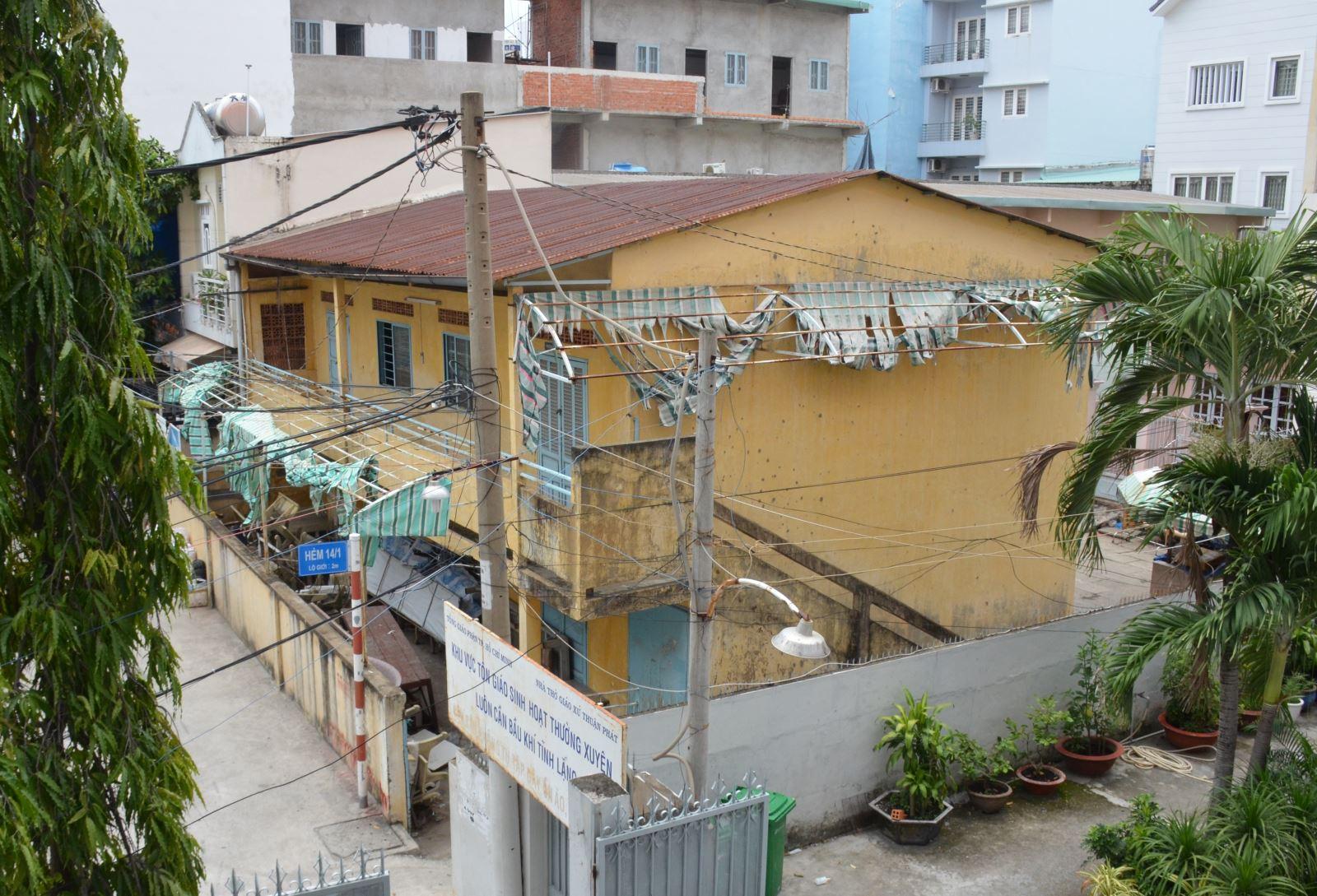 UBND TPHCM Trao tặng phòng học cho giáo xứ Thuận Phát