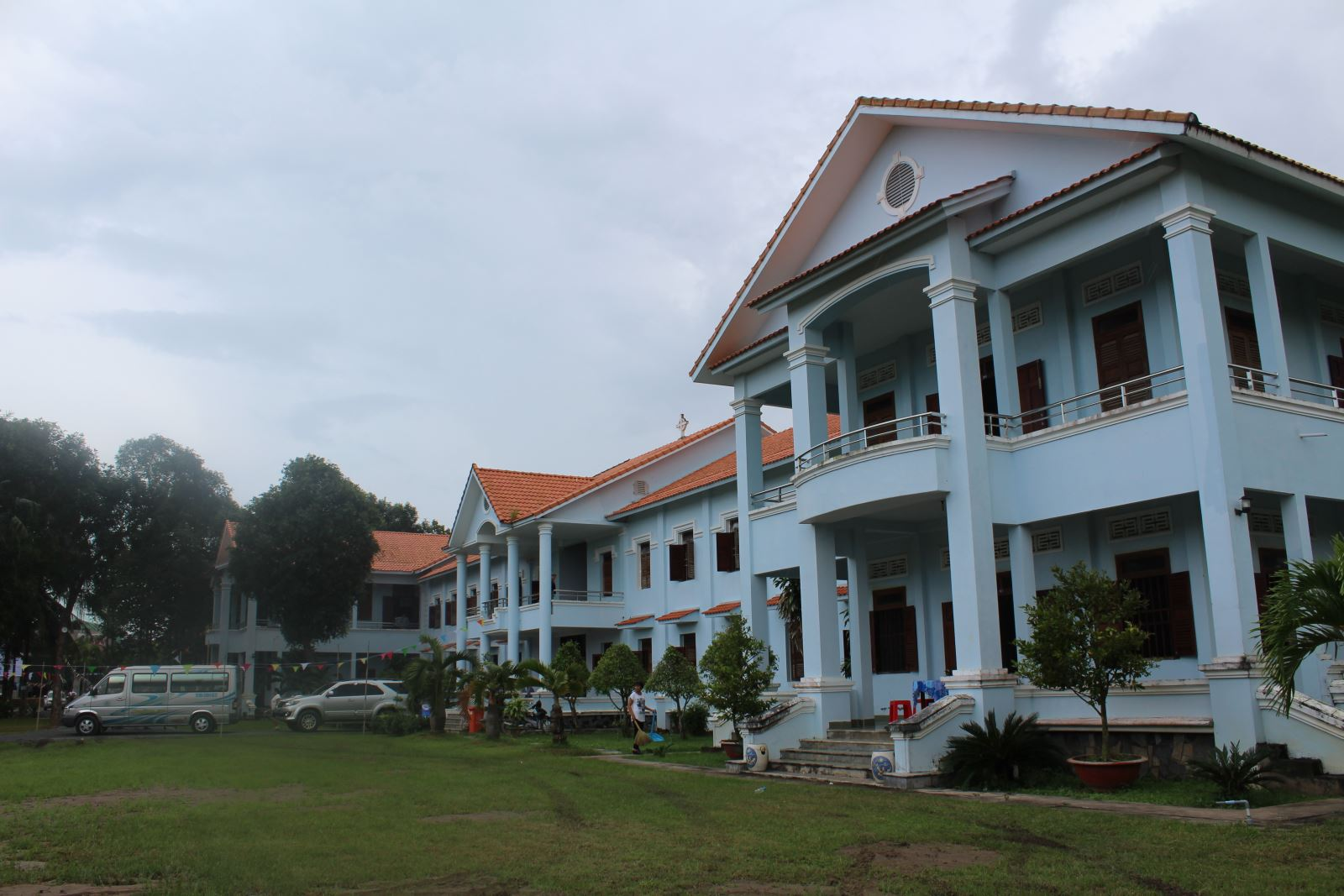 Ðan viện Xitô nơi vùng đất Cửu Long