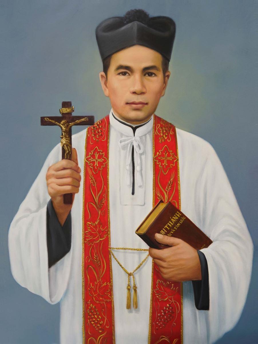 Thánh Phêrô Đoàn Công Quý, tử đạo ngày 31 tháng 7 năm 1859