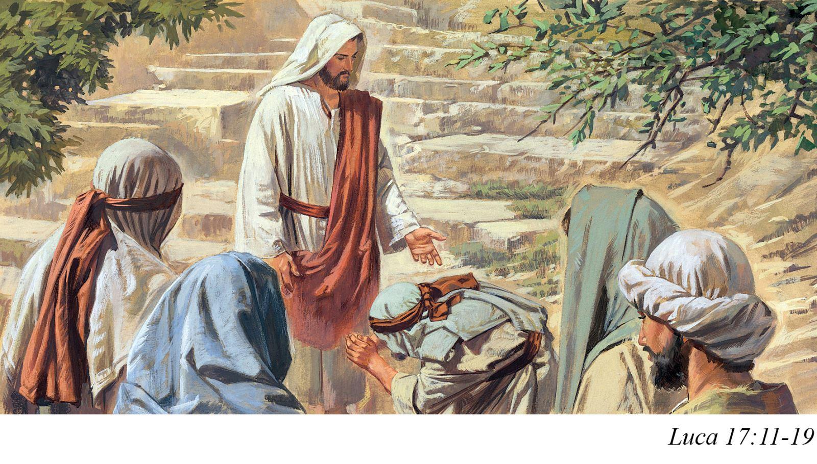 Chúa Giêsu và người phong