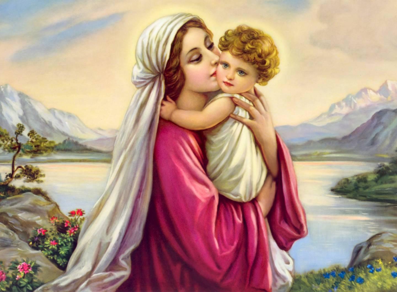 Đức Maria gương mẫu về đời sống gia đình - Ảnh minh hoạ 4
