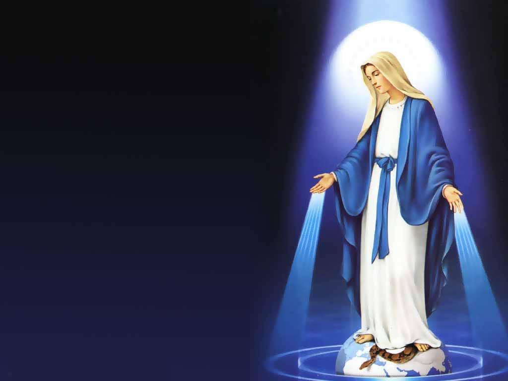Đức Maria gương mẫu về đời sống gia đình - Ảnh minh hoạ 2