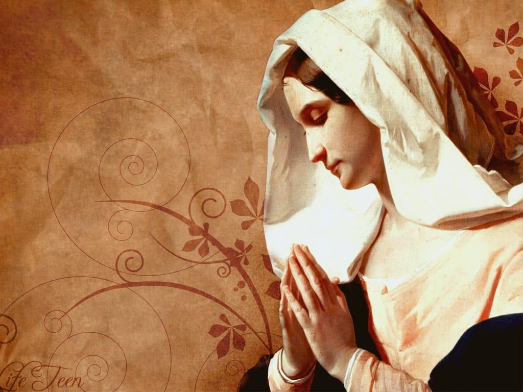 Đức Maria gương mẫu về đời sống gia đình - Ảnh minh hoạ 3