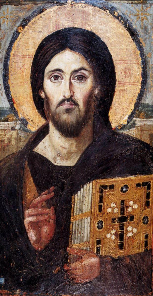 Những hình ảnh cổ nhất về Chúa Giêsu