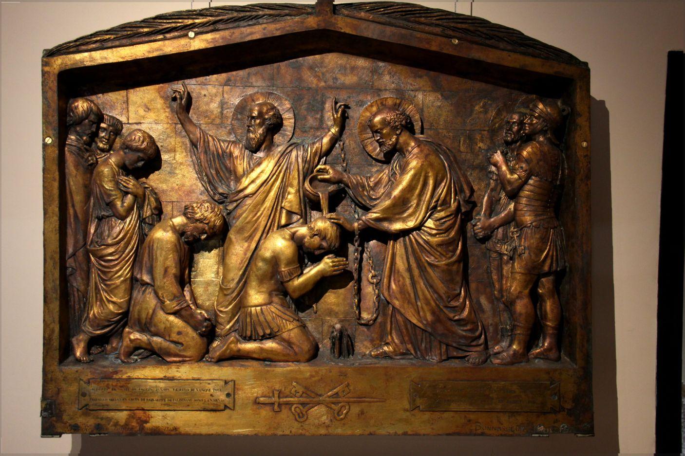 Bí mật ngục tối giam cầm các thánh Phêrô và Phaolô - Ảnh minh hoạ 2