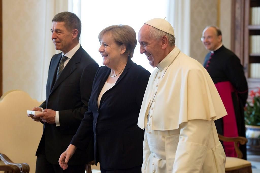 Duc Phanxico và Thủ tướng Đức