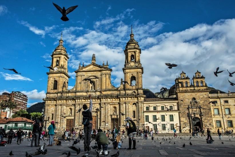 Bogota thu do Colombia