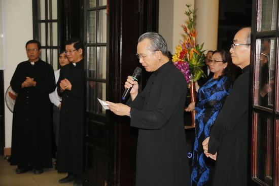 Hội đồng Giám mục Việt Nam họp hội nghi thường niên - Ảnh minh hoạ 2