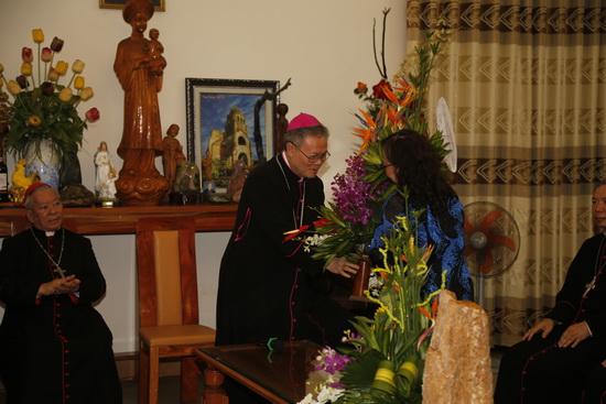 Hội đồng Giám mục Việt Nam họp hội nghi thường niên - Ảnh minh hoạ 3