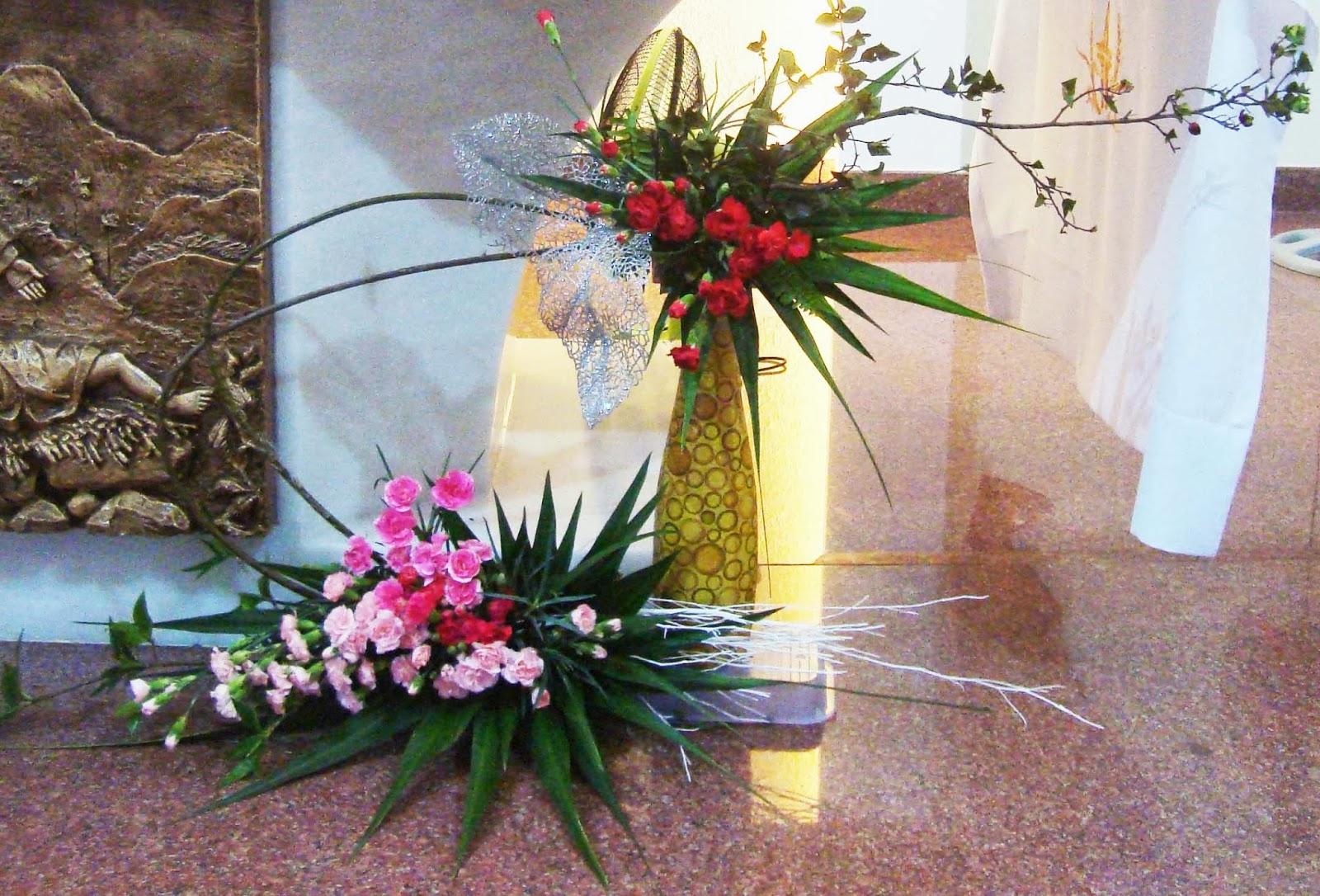 Chuyện của những chàng trai cắm hoa nhà thờ