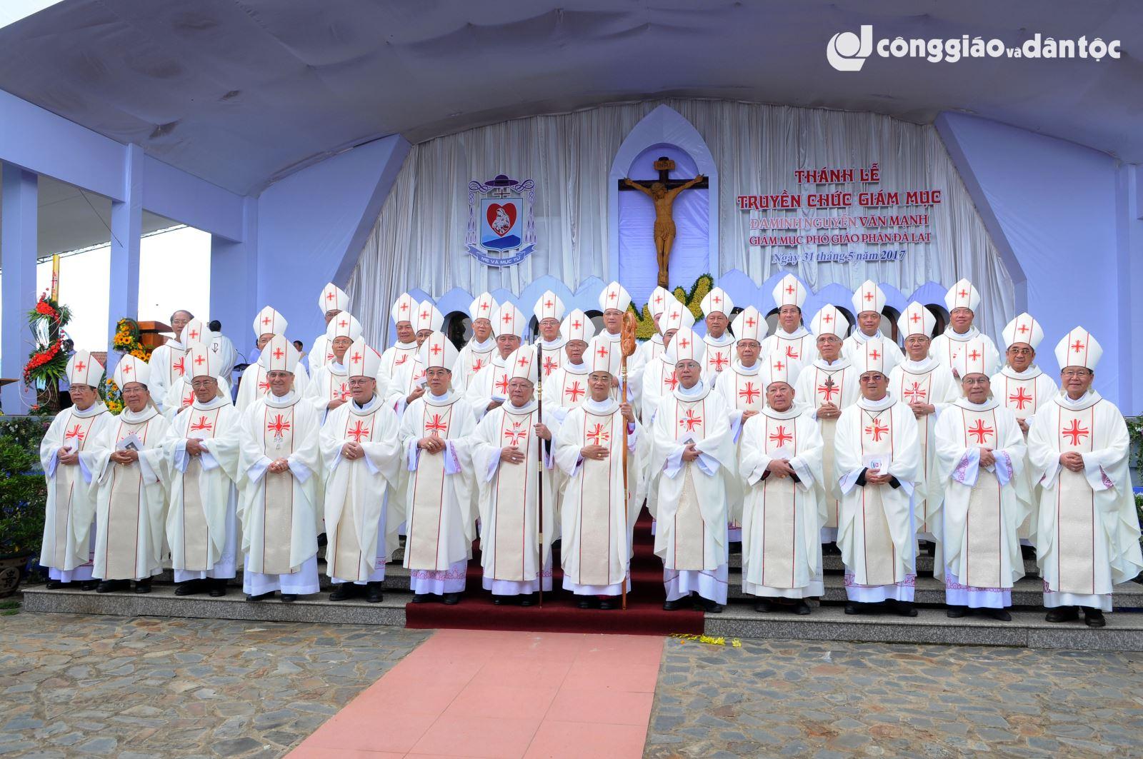 Phong Giám mục Nguyễn Văn Mạnh