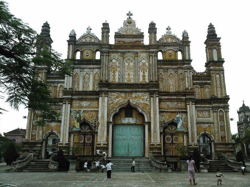 Nhà thờ Trung Lao