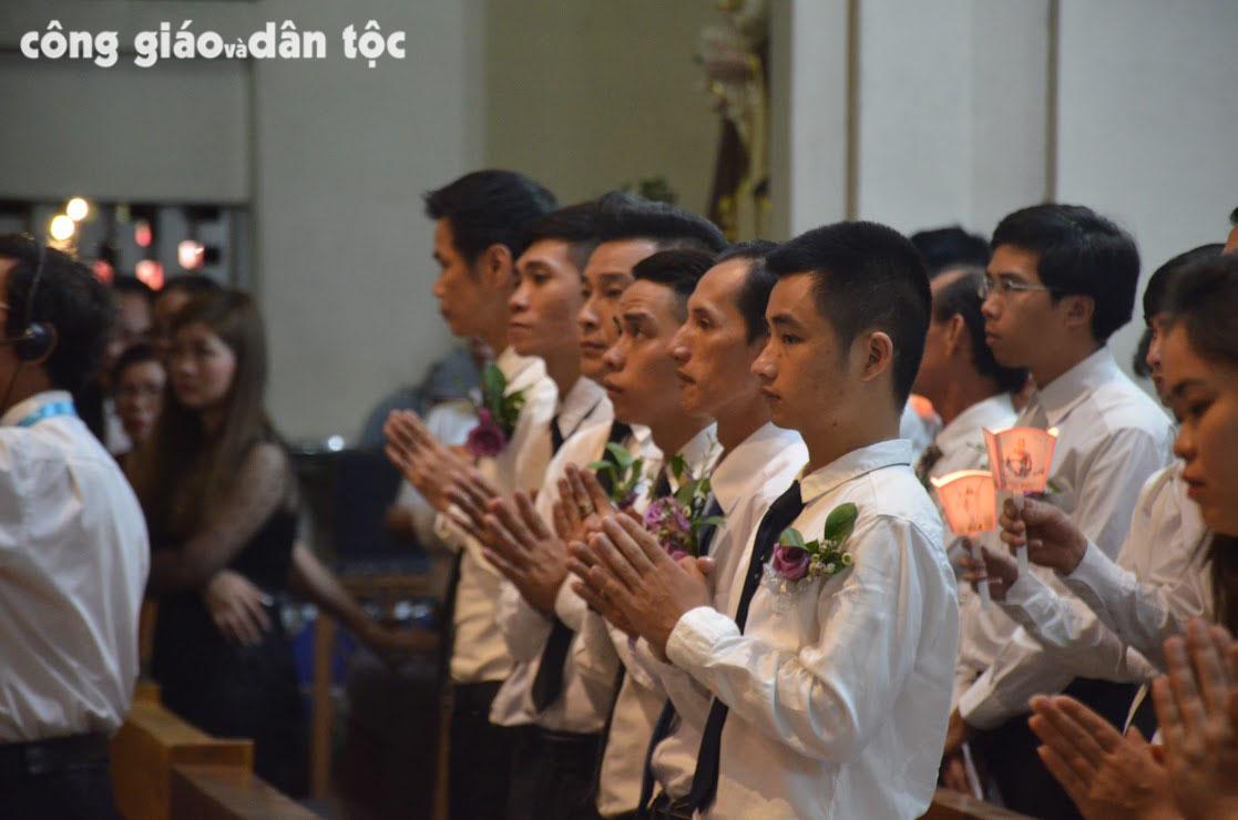 le vong phuc sinh 2017