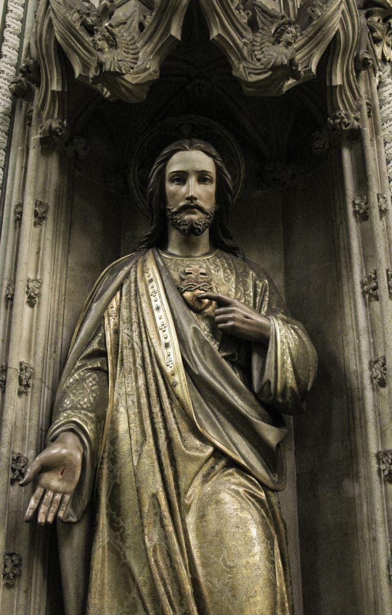 Những lời nguyện tắt kính Thánh Tâm Chúa Giêsu