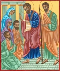 Thánh Timôthêô và thánh Titô