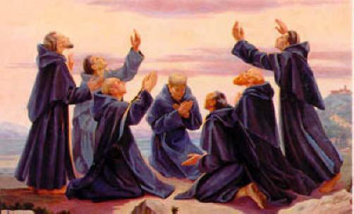 Bảy anh em sáng lập dòng Tôi tớ Đức Mẹ