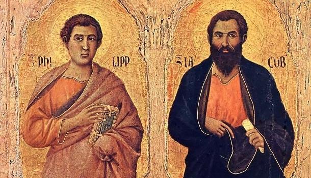 Thánnh Philipphe và thánh Giacobe