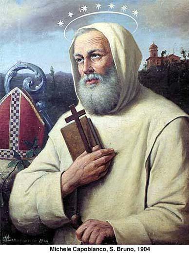 Thánh Bruno linh mục