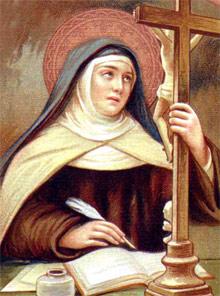 Thánh Têrêsa Avila