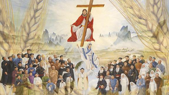 Bài giảng Lễ Các Thánh 2019 - Cha Giuse...