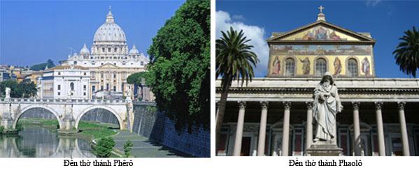 Đền thờ thánh Phêrô và Phaolô