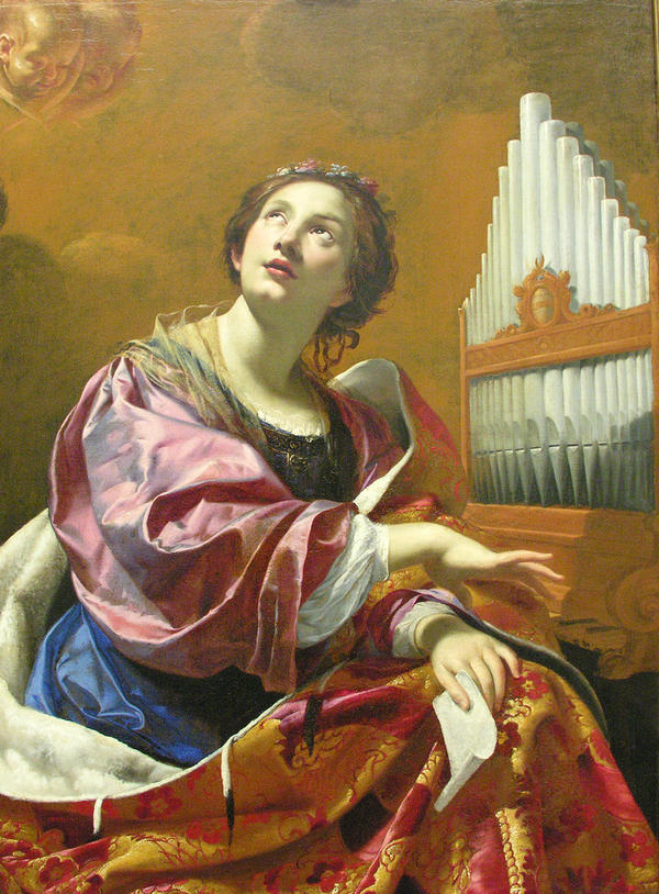 Thánh Cêcilia
