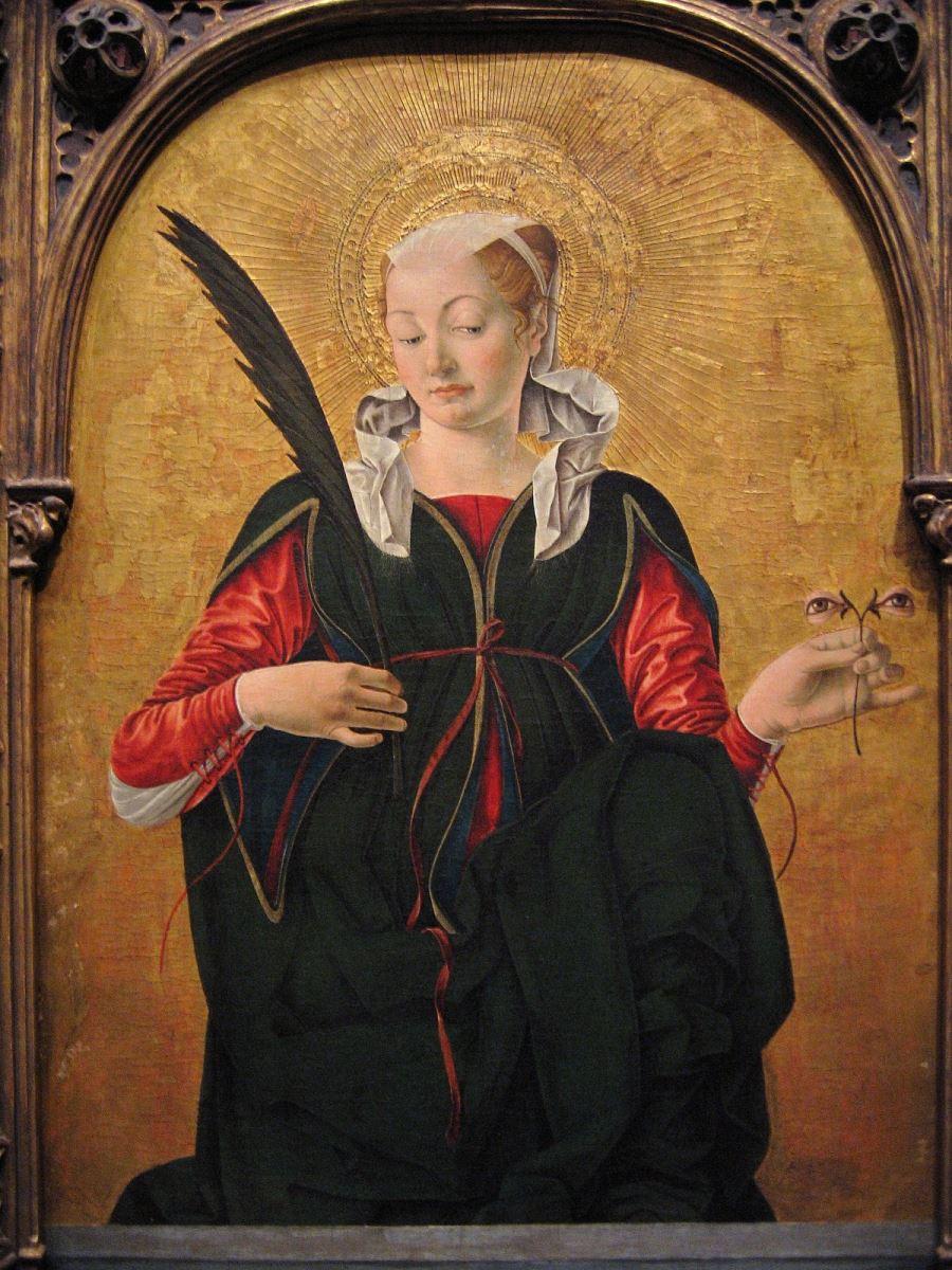 Thánh Lucia