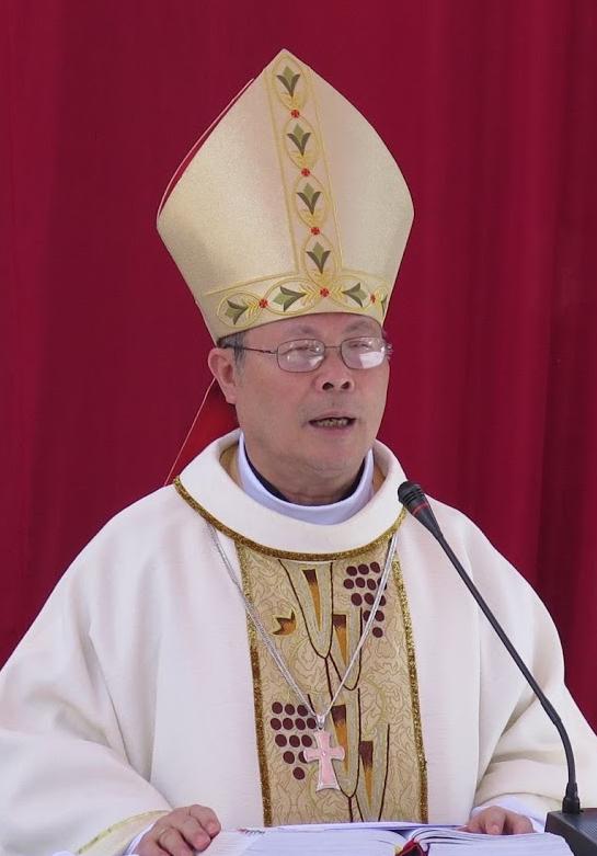 Tổng Giám mục Nguyen Chi Linh