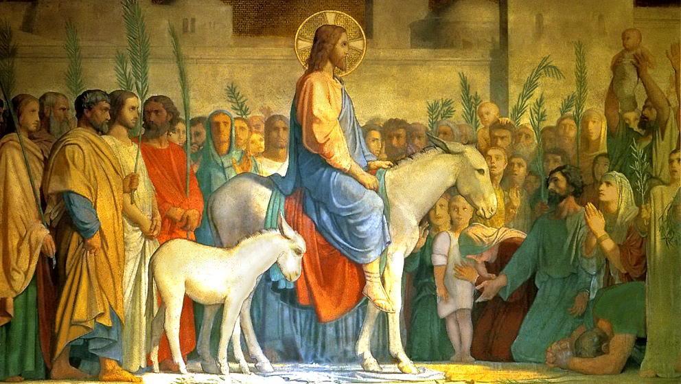Kết quả hình ảnh cho chua giesu va jerusalem
