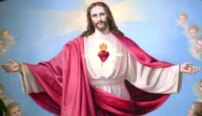 Kết quả hình ảnh cho trái tim đức chúa giêsu