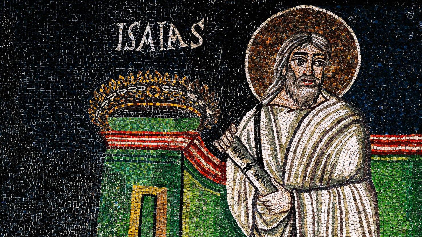 Kết quả hình ảnh cho tiên tri isaia