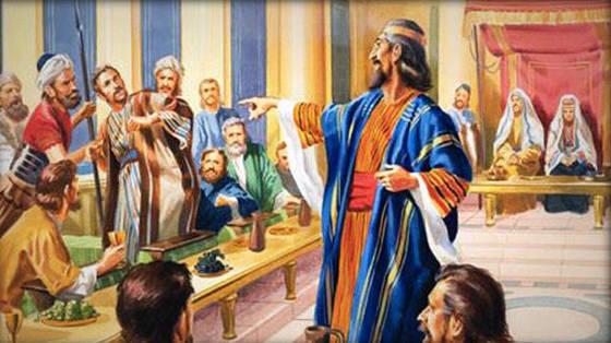 Lời Chúa (Mt 22, 1-14): Thứ Năm Tuần XX Thường Niên – huyha.net