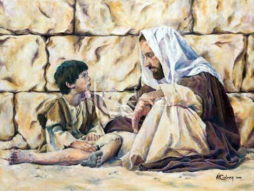 Giảng lễ Thiếu nhi: Chúa nhật 30 Thường niên C